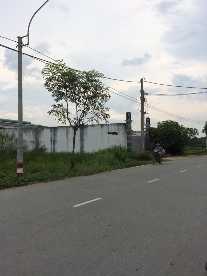 Đất mặt tiền 3000m2 cần bán gấp, đường hương lộ 11, xã Quy Đức, huyện Bình Chánh.
