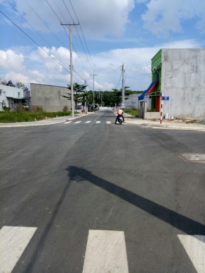 Sở hữu ngay đất KCN Mỹ Phước,mặt tiền đường QL13,SỔ ĐỎ Thổ cư chỉ 570TR