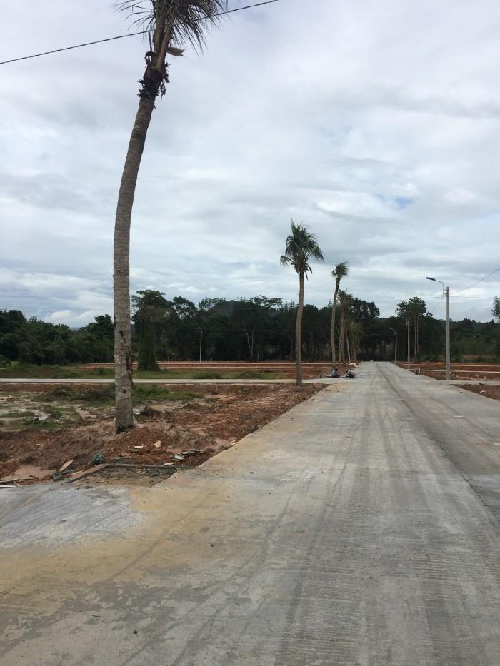 Đất dự án Đại Dương Land Dương Đông Phú Quốc