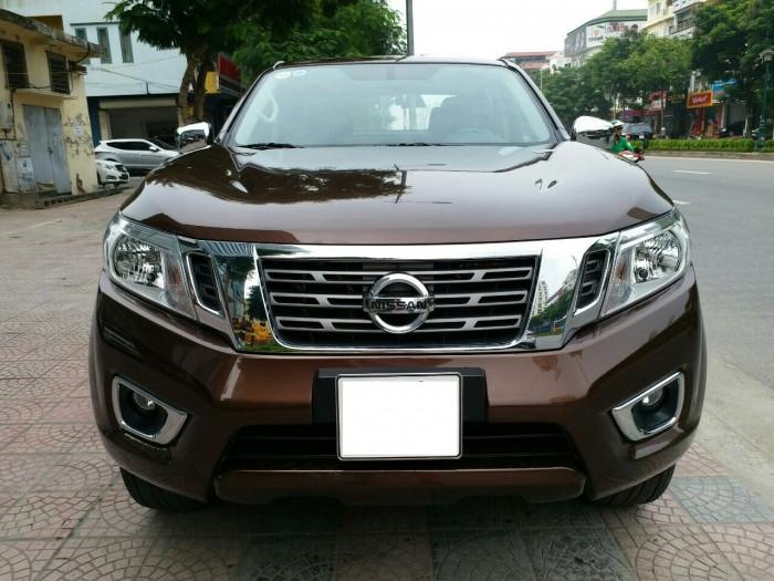 Nissan Navara sản xuất năm 2017 Số tay (số sàn) Dầu diesel