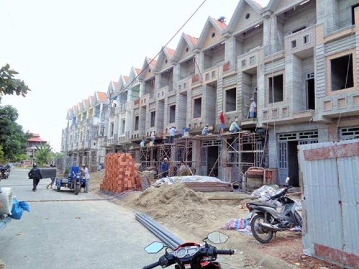 Mua bán nhà trả góp  không lãi suất, đường Nguyễn Văn Bứa, Hóc Môn, không cần chứng mình thu nhập.