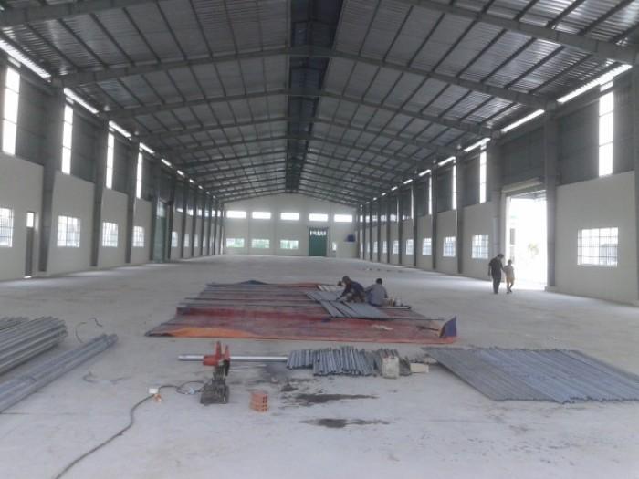 Cho thuê nhà xưởng 1200m tại Vĩnh Phúc xã Đạo Đức gần KCN Bình Xuyên