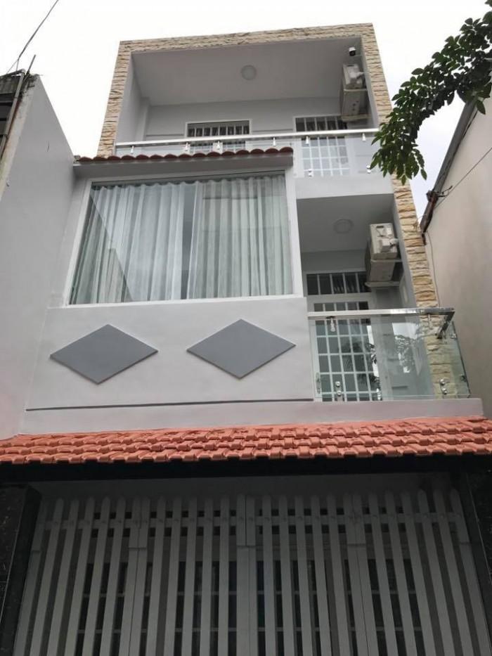 Nhà Thích Quảng Đức, P5, 2 lầu nhà mới vào ở liền