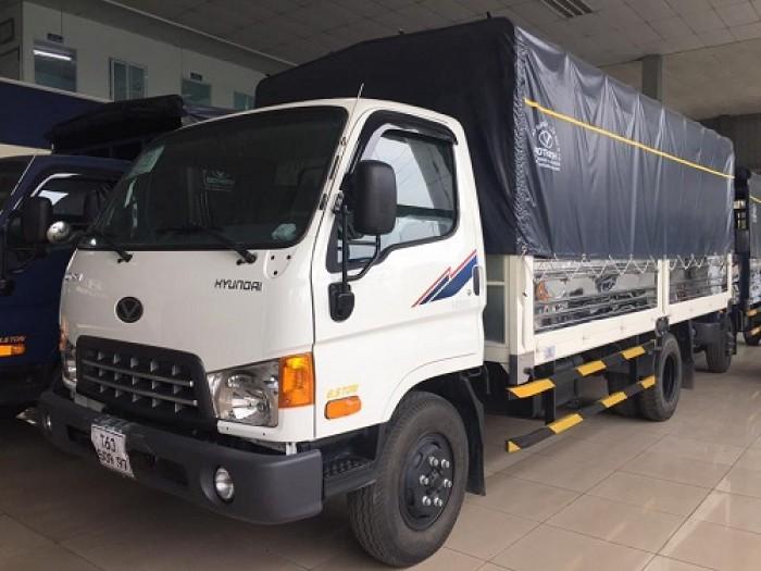 Xe Tải Hyundai 6,5 Tấn hd99 Tại Quảng Ninh