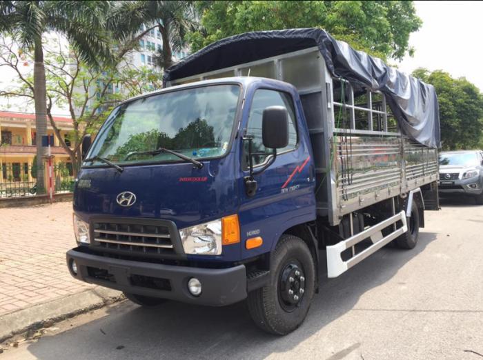 Hyundai 8,5 Tấn hd120s Tại Điện Biên