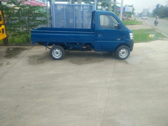 Xe tải Veam Star tải trọng 820kg, có máy lạnh 2017   Cần Thơ, An Giang, Kiên Giang, Bạc Liêu, Cà Mau 7