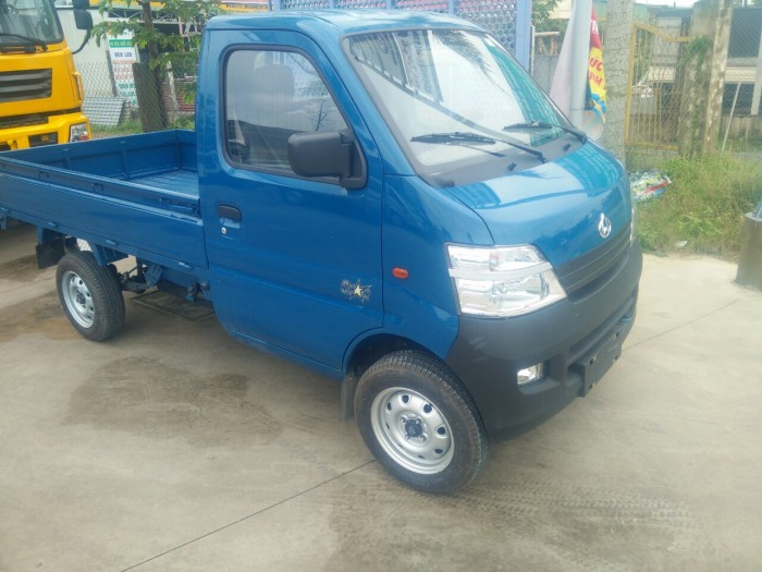 Xe tải Veam Star tải trọng 820kg, có máy lạnh 2017   Cần Thơ, An Giang, Kiên Giang, Bạc Liêu, Cà Mau 9