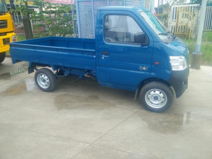 Xe tải Veam Star tải trọng 820kg, có máy lạnh 2017   Cần Thơ, An Giang, Kiên Giang, Bạc Liêu, Cà Mau 10