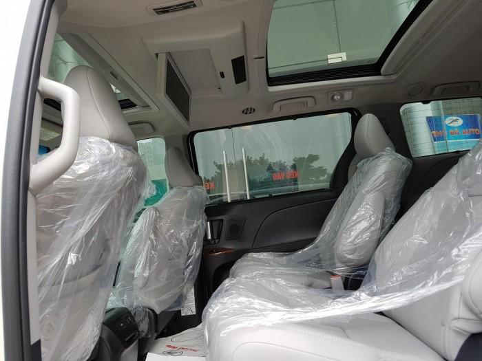 Toyota Sienna Nhập Mỹ, 2 cầu full option 3