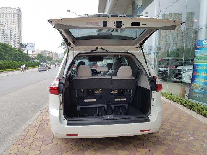 Toyota Sienna Nhập Mỹ, 2 cầu full option 7