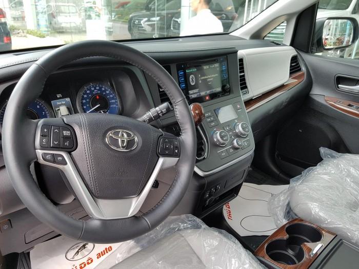 Toyota Sienna Nhập Mỹ, 2 cầu full option 8