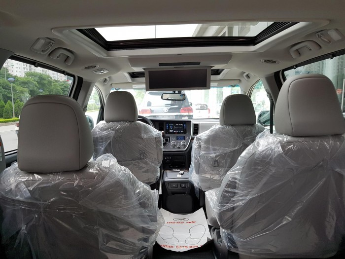 Toyota Sienna Nhập Mỹ, 2 cầu full option 9