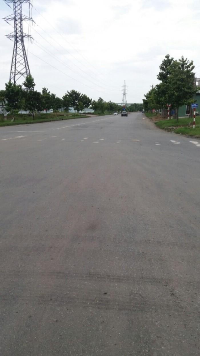 Gần chợ đường Đinh Đức Thiện sát bên QL1A đã có sổ.