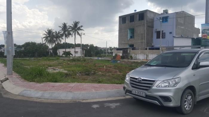 Lô đất Thủ Đức 100m2 Thổ cư đường Ngô Chí Quốc, có sổ hồng riêng.