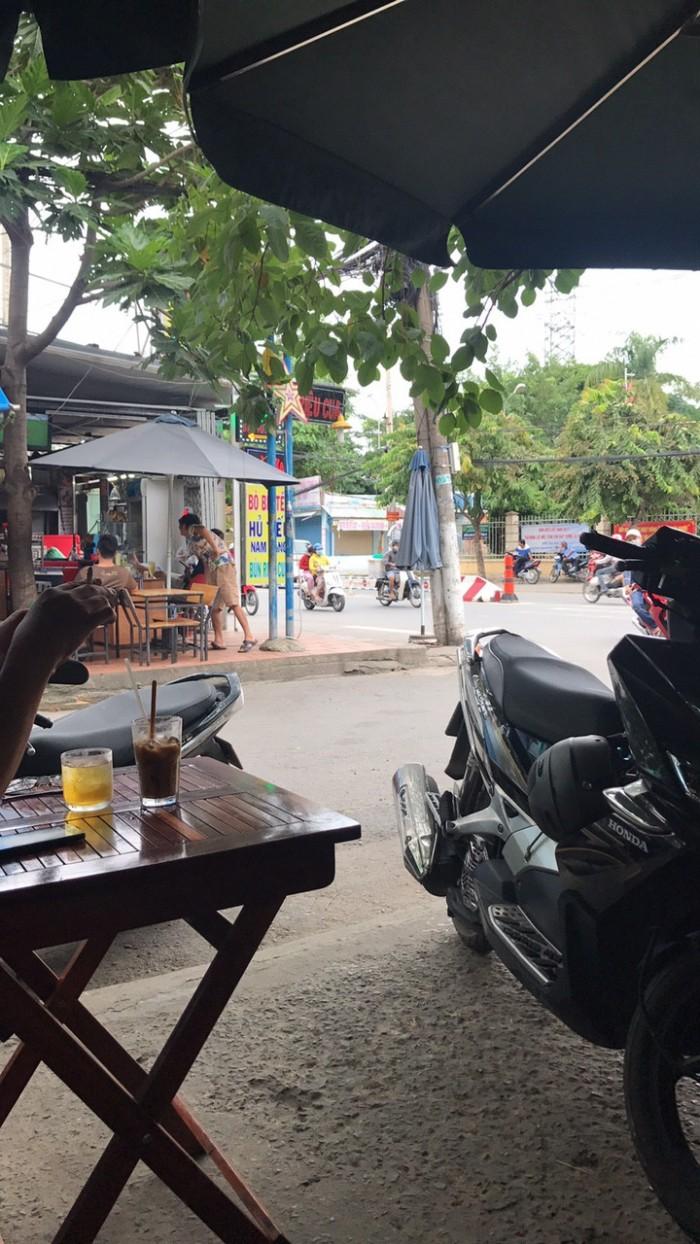 Tôi cần sang quán cà phê đường Nguyễn Thái Sơn, phường 3, quận Gò Vấp, kết hợp ăn uống