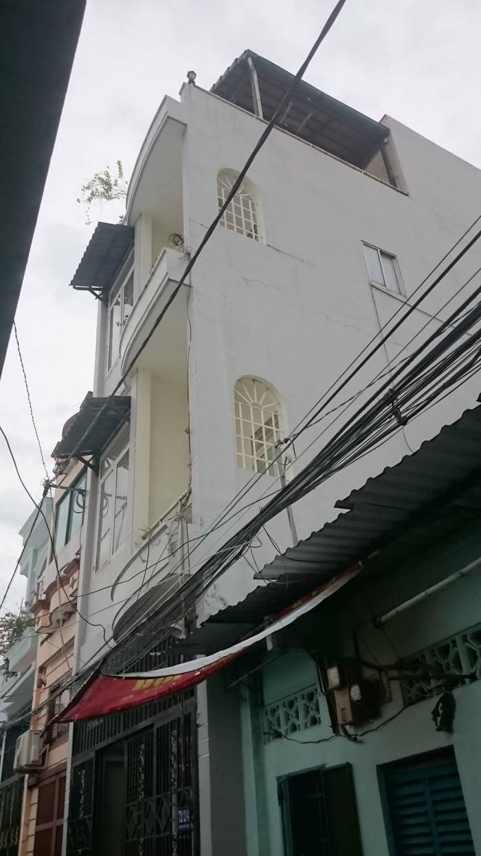Hxh 72 Phan Huy Ích, Tân Bình, 4X11,5M, 3 Tầng, 2,680 Tỷ Tl, Nhà Mới Ở Ngay