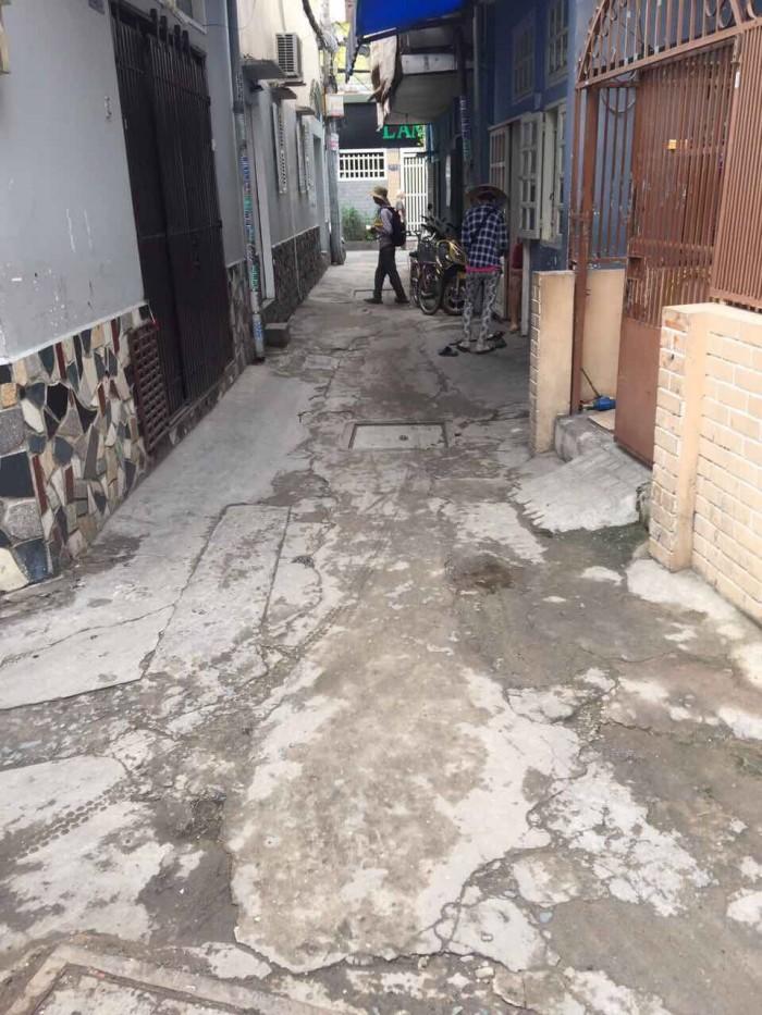 Bán Gấp Nhà Cô Bắc Phú Nhuận, Dt 15M2