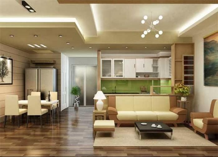 Cho thuê căn hộ cao cấp Tân Hoàng Minh–36 Hoàng Cầu, 65m2–16Tr–1PN–Full đồ