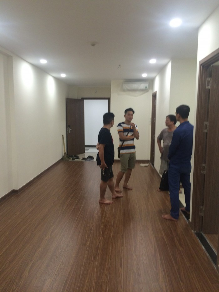 Cho thuê chung cư Eco Green Nguyễn Xiển, 2 ngủ, ĐCB