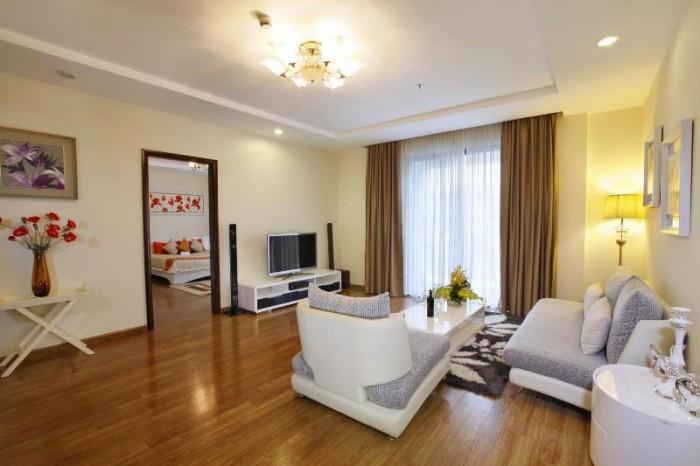 Cho thuê chung cư cao cấp HEI TOWER – Ngụy Như Kon Tum – 100m2 – 2PN – Full đồ