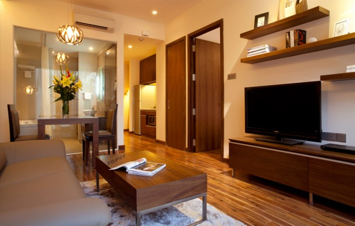 Chính chủ cho thuê căn hộ cao cấp Starcity – Lê Văn Lương