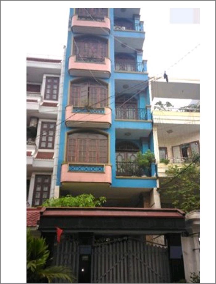 Cho thuê nhà MT Hưng Phú, Q.8, (DT: 7x10m, 1 trệt, 4 lầu)