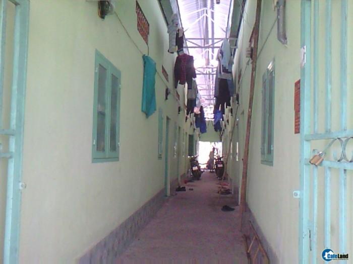 Cần sang nhượng dãy nhà trọ 14 phòng 2 kiot - đang cho thuê kín phòng
