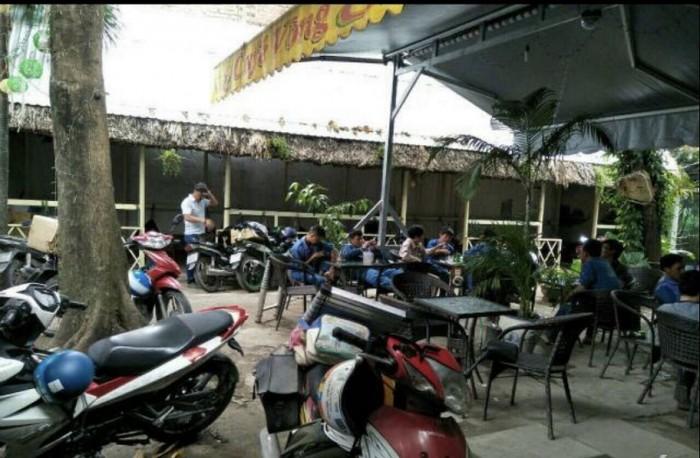 Cần sang gấp quán café sân vườn đường Thống Nhất, phường 11 - Quận Gò Vấp