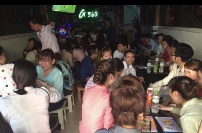 Cần sang lại gấp quán cafe đường Thống Nhất, phường 11 - Quận Gò Vấp