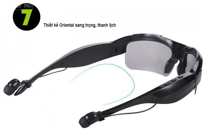 Kính nghe nhạc bluetooth Stereo sport KL-3008