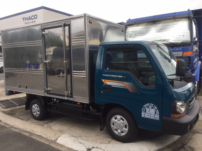 Xe tải Thaco KIA 2,4 tấn 2017. Trả góp đến 80%.