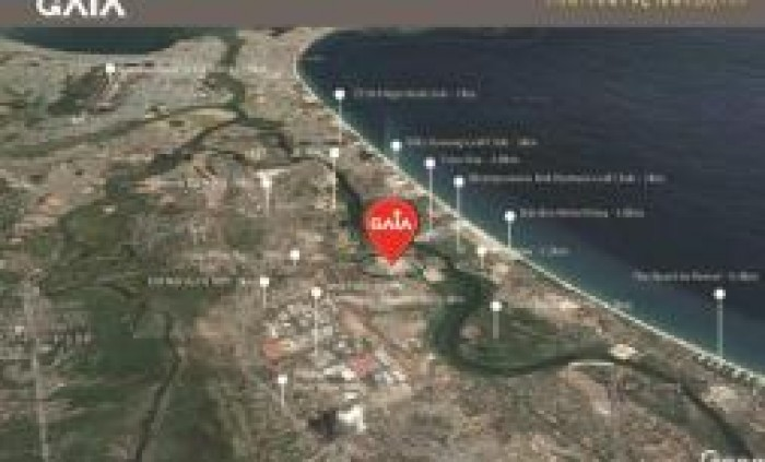 Bán đất dự án GAIA CITY, bán đất nền liền kề giá rẽ