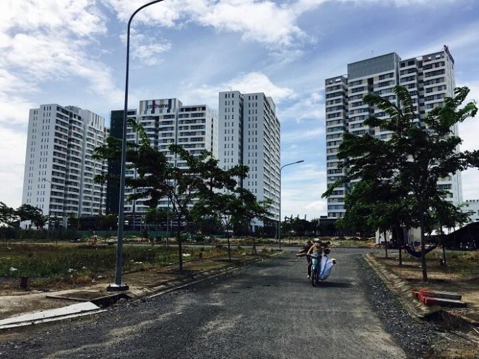 Mở bán duy nhất 10 lô đất vàng thổ cư mặt tiền đường Nguyễn Thị Định Quận 2.