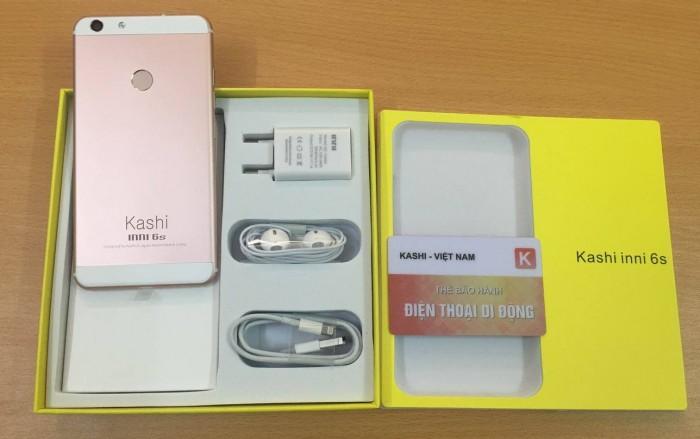 Bán điện thoại Kashi Inni 6S công nghệ Nhật Bản còn thời hạn bảo hành4