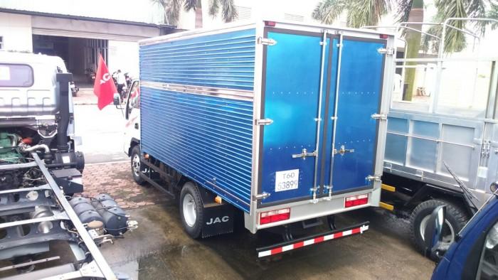 Xe tải JAC - 5 tấn - GIÁ HẤP DẪN