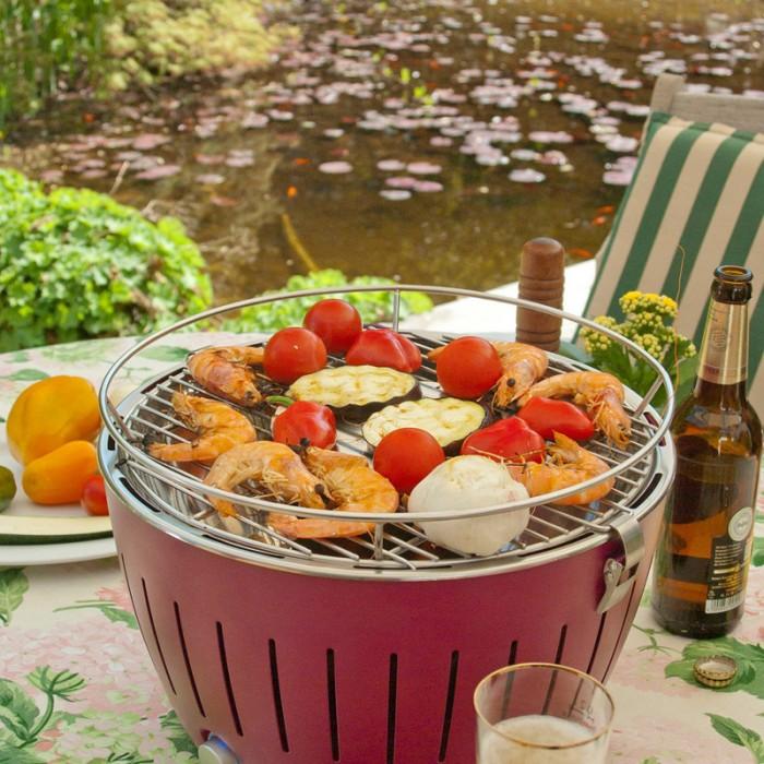 Bếp nướng than hoa mini BN02 hàng xuất Đức3