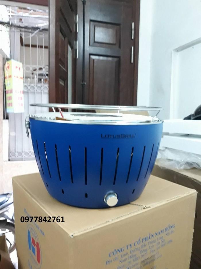 Bếp nướng than hoa mini BN02 hàng xuất Đức1