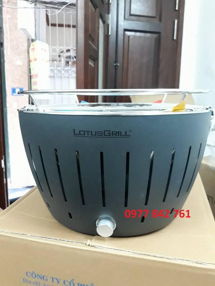 Bếp nướng than hoa mini BN02 hàng xuất Đức0