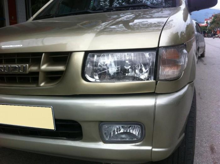 Isuzu Hilander sản xuất năm 2004 Số tự động Dầu diesel