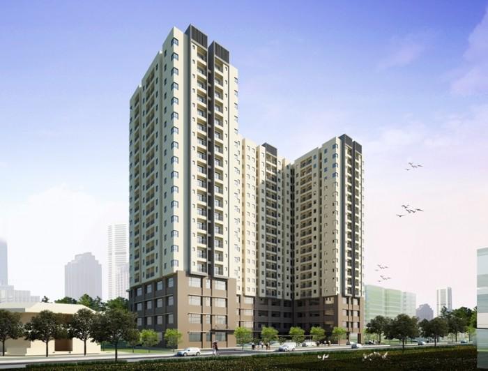Căn hộ cao cấp chuẩn hiện đại Kingsway Tower tại Bình Tân