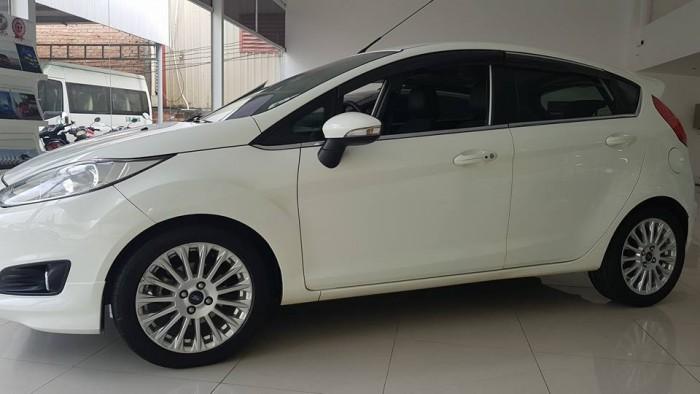 Ford Fiesta Ecoboosr 2014 Xe Đẹp-Giá Đẹp.