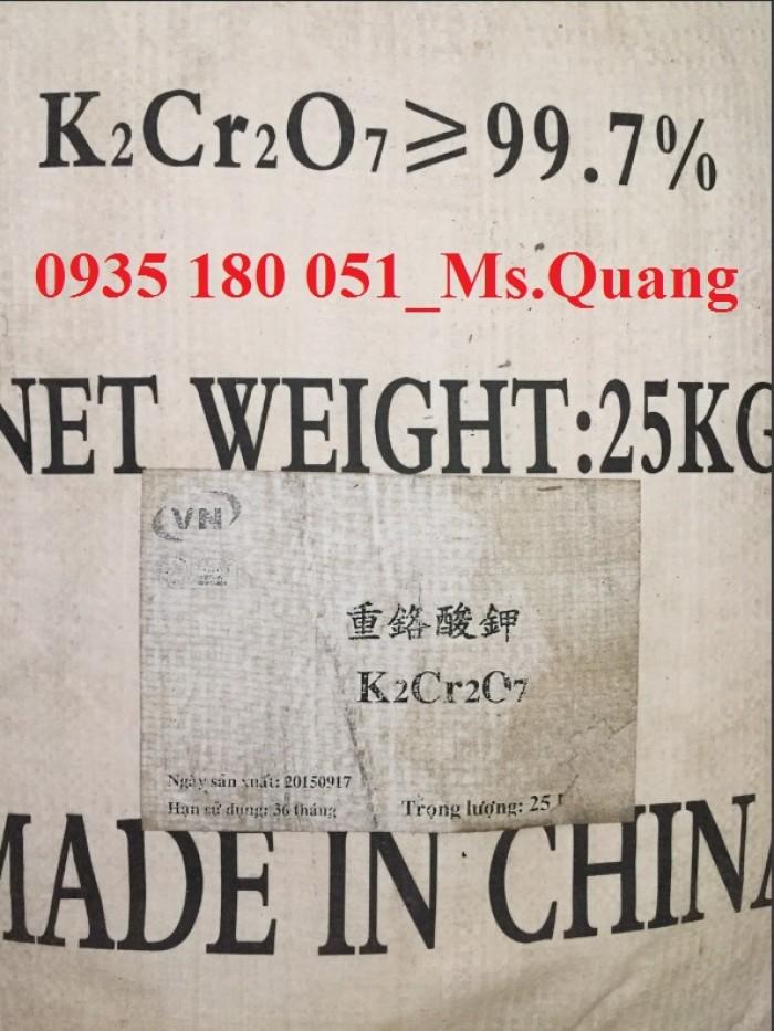 Kali Dicromat K2cr2o7 (giá nguyên bao)0