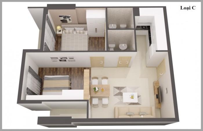 Chuẩn căn hộ cao cấp của cư dân hiện đại Kingsway Tower