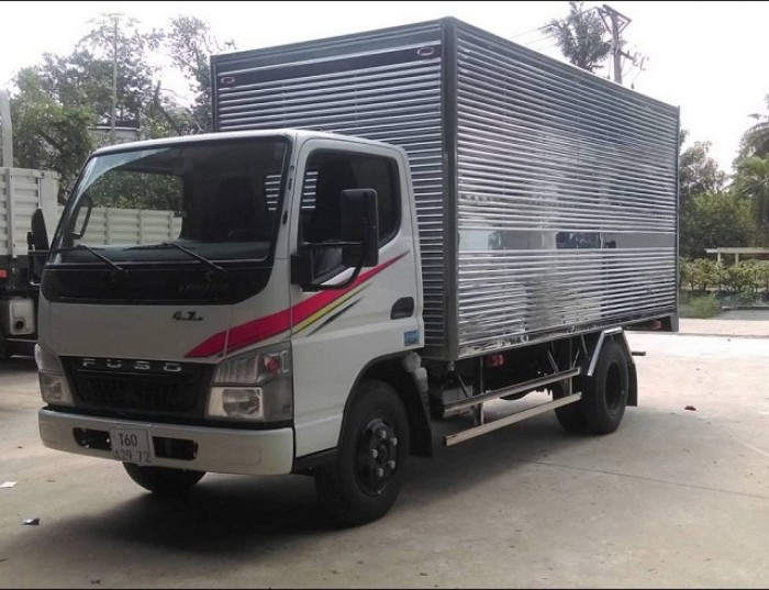 Xe tải Mitsubishi 7.5 Great tải trọng 4,5 tấn/ Mua xe tải Mitsu 4 tấn 5/ 4T5/ 4.5t ở đâu?