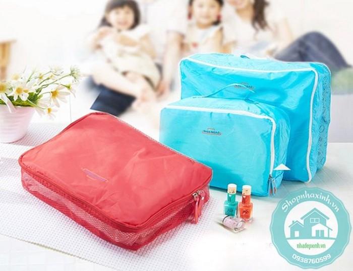 Bộ 5 túi bags in bag traveling NX68103