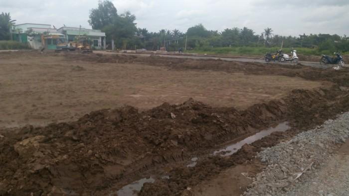 Có 5 lô đất cần bán 100m2 SHR thổ cư 100%, xây dựng tự do