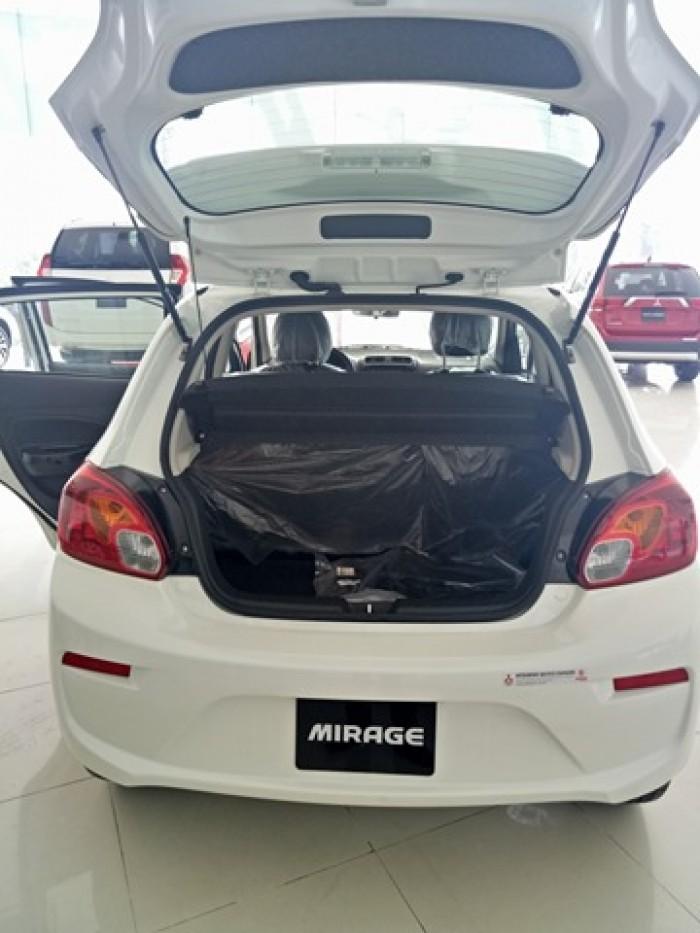 Ôto Mitsubishi Mirage CVT