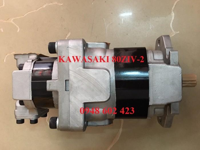 Bơm thủy lực Kawasaki 80ZIV-2. 1