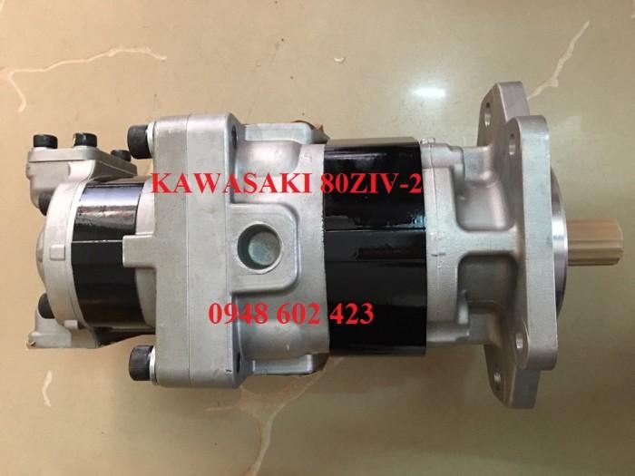 Bơm thủy lực Kawasaki 80ZIV-2. 0