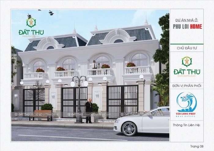 Bán nhà, Phú Lợi, Thủ Dầu Một, Bình Dương